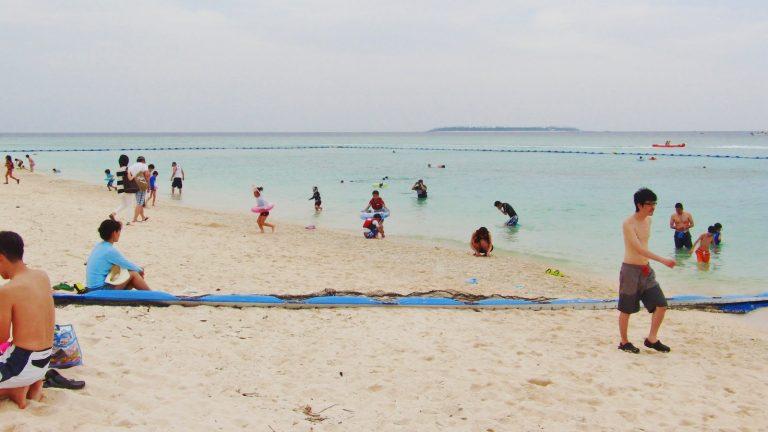 瀬底ビーチの駐車場、シャワー、更衣室は?雑誌で紹介される瀬底島のビーチ!