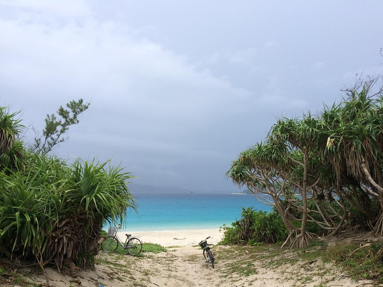 座間味島に行ったらまずはココ!古座間味ビーチ(座間味島)