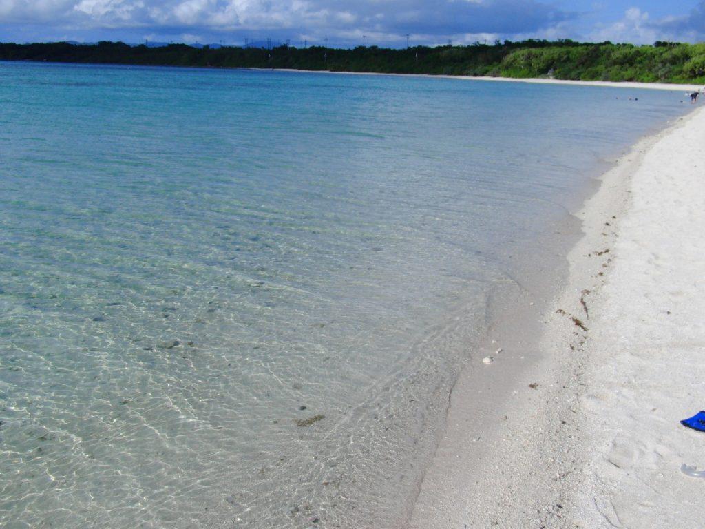 カイジ浜ビーチ(竹富島)