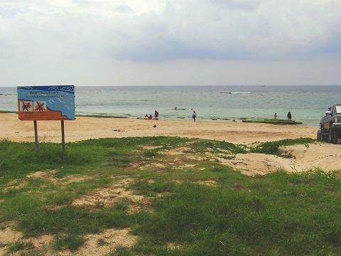 むら咲むらビーチ(本島中部)