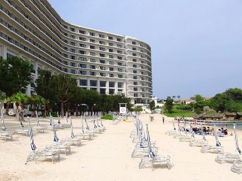 ホテルモントレ沖縄,タイガビーチ
