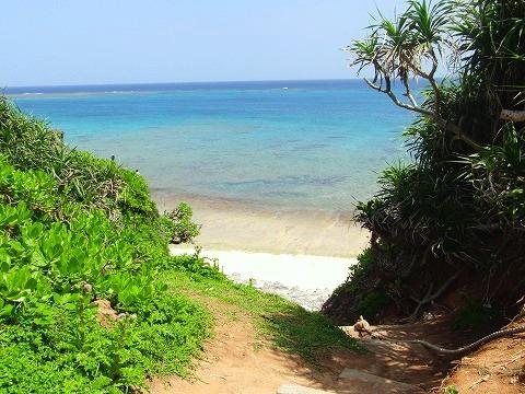 ガギンミ浜(宮古島)