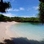 宮古島の穴場プライベートビーチ!間那津海岸ビーチ(宮古島)