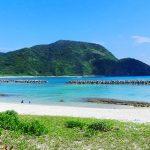 阿嘉島集落から気軽に行ける!前浜ビーチ(阿嘉島)