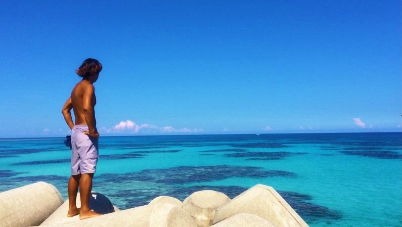 海や星がキレイな波照間島。そしてチャラ男、ヒロさんとの出逢い。