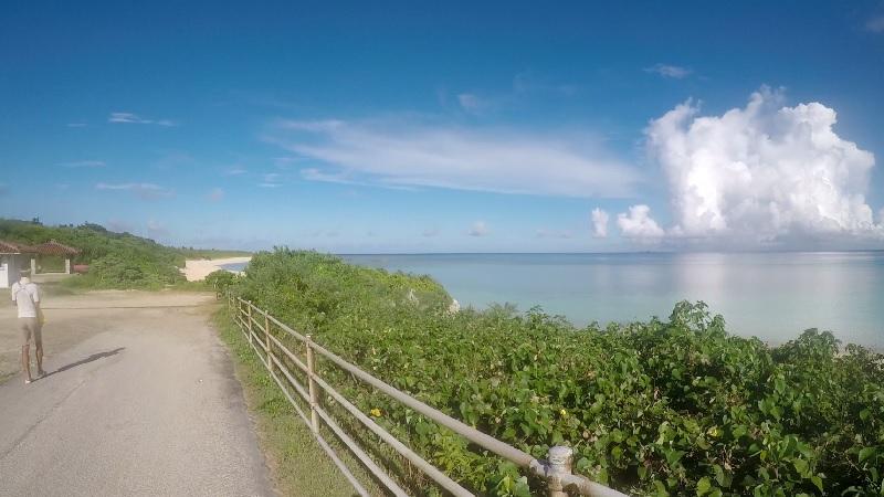 思い出の場所、波照間島を巡る