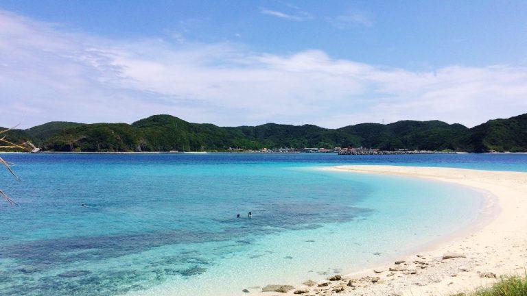 安慶名敷島ビーチ(安慶名敷島)